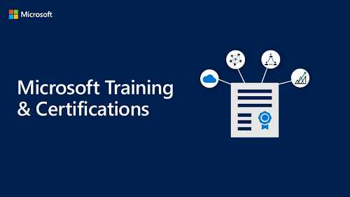 An Important Update on Microsoft Training and Certification